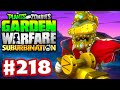 Plants vs. Zombies: Garden Warfare - Gameplay Walkthrough Part 218 - Royal Cricket Star! (PC)