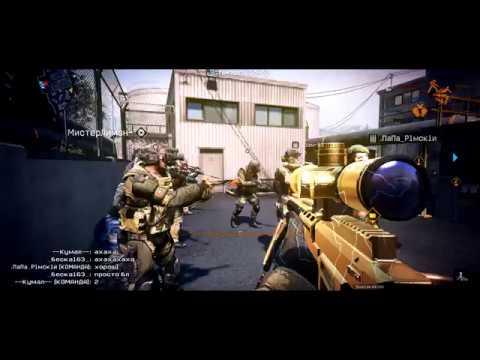Warface: Моменты [HARD] Любимая карта, пушки, баланс.