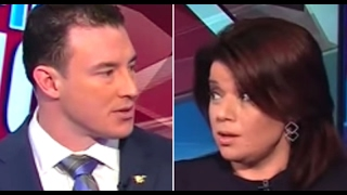 Trumpist Navy Seal SHUT DOWN By Ana Navarro on Live TV