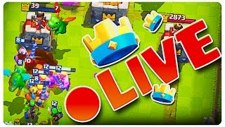 Clash Royale Romania LIVE