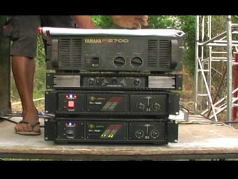 อำเภอบ้านนา นครนายก ระบบเสียง Ampfet sound Music Videos