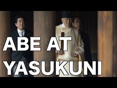 Abe Visits Yasukuni - A big win in Japan?