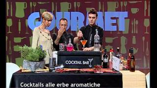 cocktails alle erbe aromatiche - Cocktail Accademy