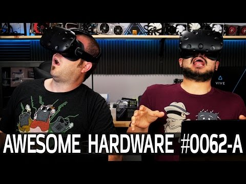 Awesome Hardware #0062-A: Broadwell-E Benchmarks, Hackers Get Rekt, VR Goodness