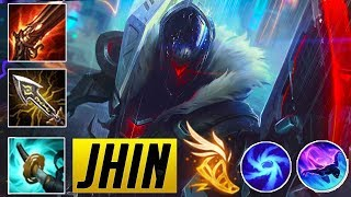 Jhin Montage 25 - Best Jhin Plays | League Of Legends Mid