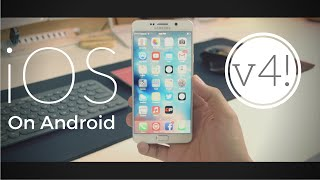 Make Android Look Like iOS! (2016)