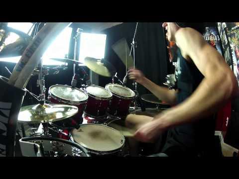 Numb - Linkin Park - Drum Cover