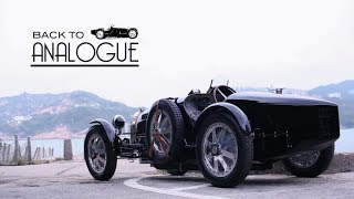 Bugatti Type 35 in China \