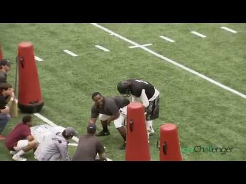 Johnny Manziel Pro Day 2014 Full Vid [HD]
