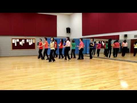 Raggle Taggle Gypsy O - Line Dance (Dance & Teach in English & 中文)