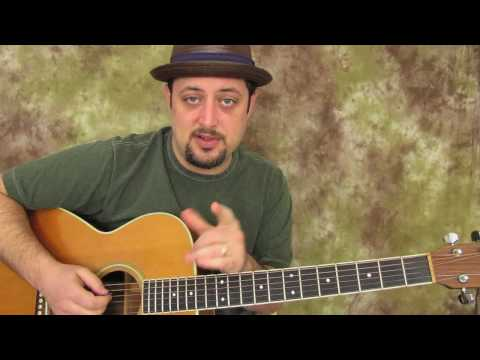 Blues Guitar Chords Music Videos