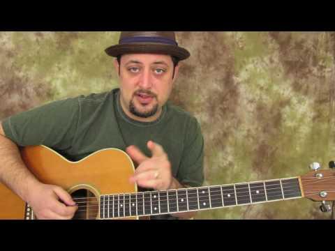 Blues Guitar Chords Music Videos