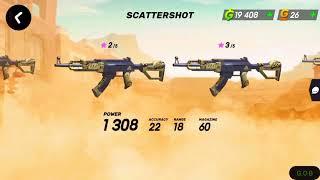 Guns Of Boom level 3 Scattershot