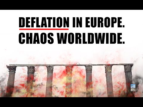 Global Economic COLLAPSE Ignited By EU Triple Dip Recession!