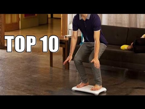 Top 10 Wii Balance Board Games