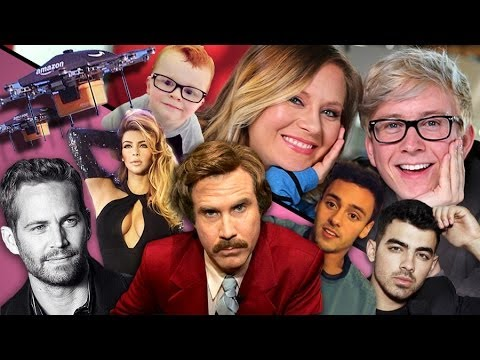 Top That! | Remembering Paul Walker, Tom Daley Comes Out & More | Pop Culture News