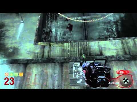 Como sobrevivir en Zombis Ep.1 | Kino Der Toten | Black Ops