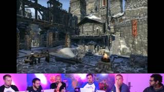Giant Bomb Talks Over the Bethesda E3 2015 Press Conference