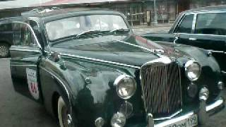 classic cars in Moscow