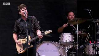 Jimmy Eat World perform Sweetness at Reading Festival 2011 - BBC