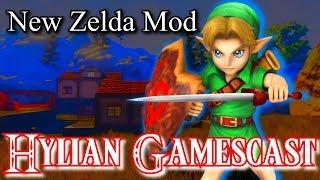 Link Origins, N64 Classic Leak, New Zelda on Switch, Super Mario Sunshine | Hylian Gamescast Ep 57