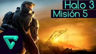 HALO 3 | MISIÓN 5 - EXCLUSA - ESP. LATINO | HD 60FPS