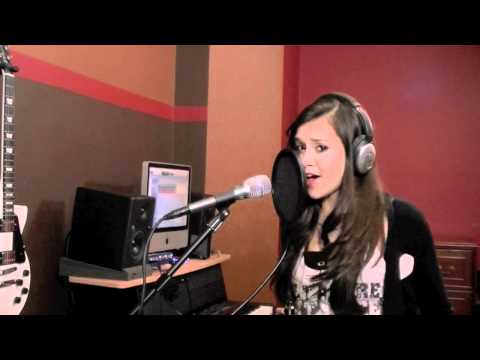 DJ Got Us Falling in Love Again - Usher (feat. Pitbull) (Cover) Megan Nicole Music Videos