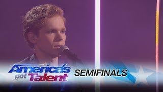 download lagu Chase Goehring: Incredible Singer Performs Original Song - America's gratis