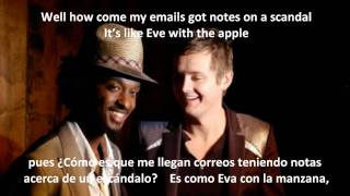 keane ft knaan stop for a minute ( sub español-ingles) LYRICS