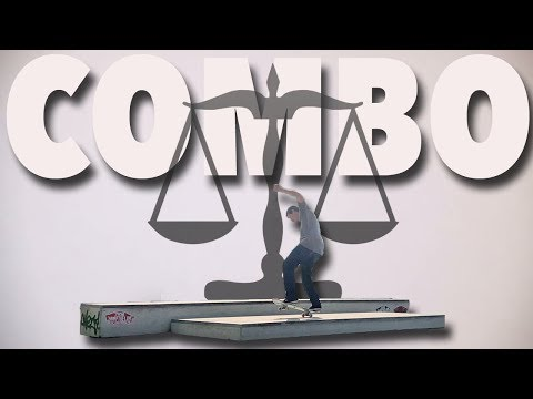 A Rather Impressive Skateboard Combo