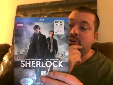 Sherlock Season 2 Blu Ray Review