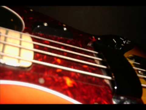 Ampeg Scrambler Blues -- guitar effect demo -- I built it