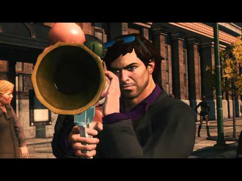 Saints Row: The Third – Professor Genki's Hyper Oridnary Pre-Order Pack Trailer