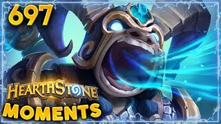 BEST BLUFF EVER!! | Hearthstone Daily Moments Ep. 697