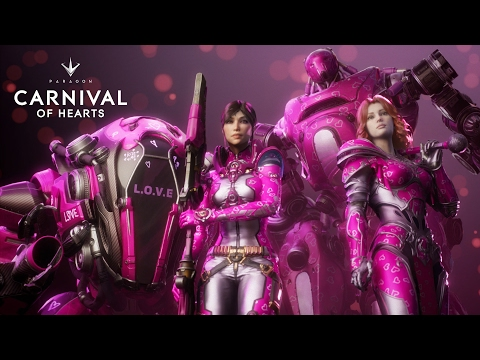 Paragon - [New Event!] Carnival of Hearts