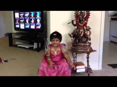 Chitti Chilakamma Telugu Rhymes video