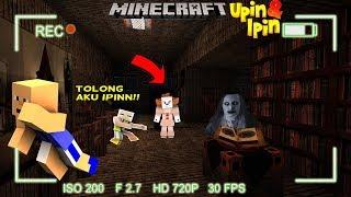 DUO BOTAK DITERROR PENNYWISE DAN VALAK DI RUMAH ANGKER!!! - Minecraft Lucu Tapi Horror