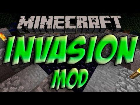 Minecraft 1.5.2 - Como Instalar INVASION MOD - ESPAÑOL [HD] 1080p