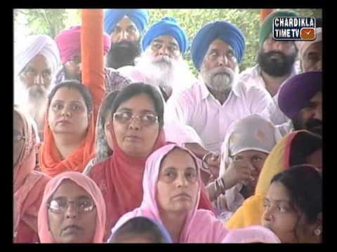S. Paramjit Singh Rana Ji Speech at gurudwara aarti sahib puri orissa