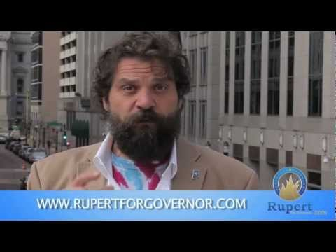 Rupert for Governor 2012