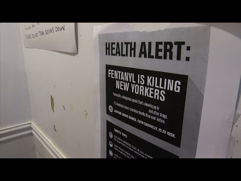 NYC Considers Drug Injection Sites