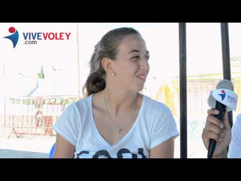 Liga de Vóley: Florencia Aguirre regresó al Cristal (VÍDEO)