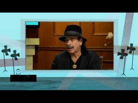 Carlos Santana - Sneak Peek | Carlos Santana | Larry King Now Ora TV