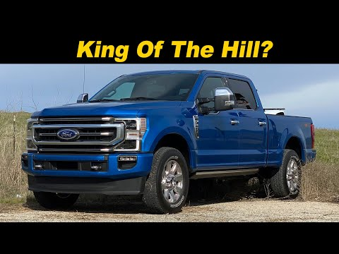 2020 Ford Super Duty First Drive | Road Trip Time!