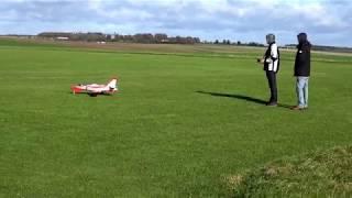 HSD Viper Pro 90mm V2 RC EDF Jet Maiden Flight