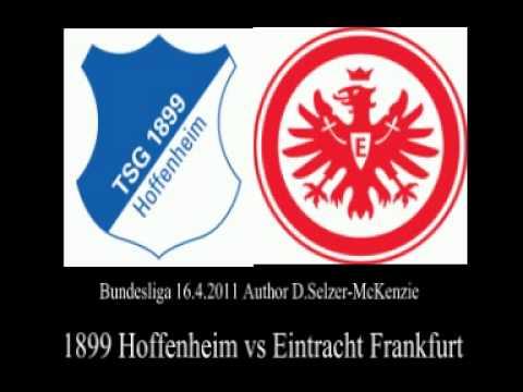 1899 Hoffenheim vs Eintracht Frankfurt Bundesliga 16.4.2011 SelMcKenzie Selzer-McKenzie