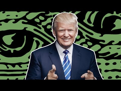 Donald Trump's True Identity Exposed (Donald Trump Is Illuminati)