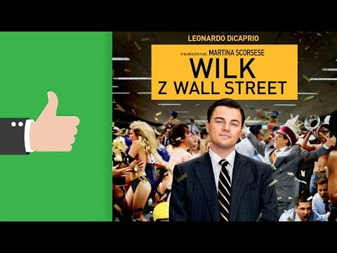 Wilk z Wall Street (The Wolf of Wall Street) recenzja 1-minutowa
