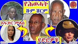 Ethiopia: የሕወሓት ሹም ሽርምና አንጃዎቹ TPLF Reshuffle - VOA