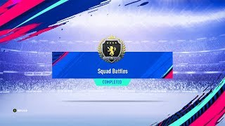I CAN'T BELIEVE IT... ELITE 1 SQUAD BATTLE REWARDS (FIFA 19 Ultimate Team)